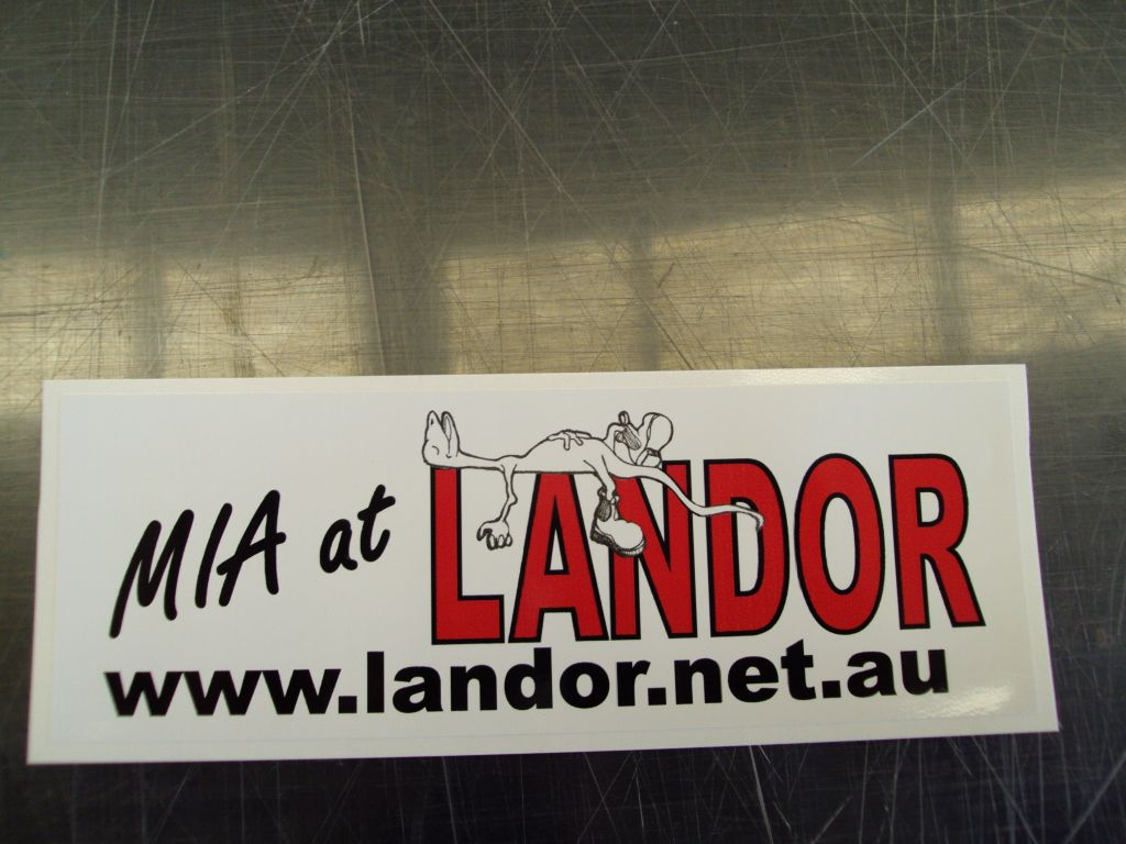 Stickers  Decals Geraldton Signmakers - Boat decals australia   easy removal